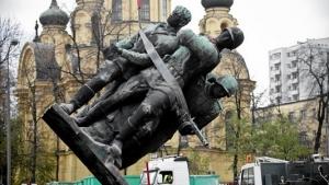 декоммунизация, польша, великая отечественная война, коммунизм ссср, фашизм, скандал