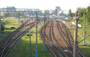 железная дорога, Красноармейск, Павлоград, Украина, Донбасс, АТО, Нацгвардия, ДНР, ЛНР, происшествие