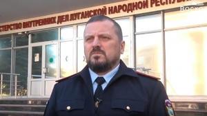 луганск, мвд лнр, происшествия, игорь корнет, игорь плотницкий. скандал, конфликт