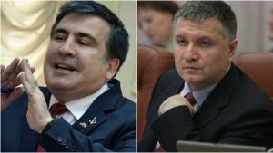 Украина, Порошенко, Аваков, Саакашвили, общество, политика