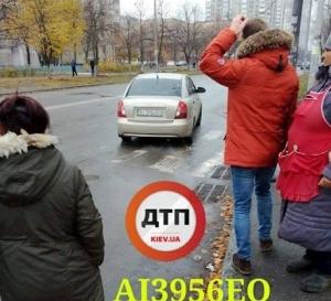 киев, похищение, женщина, авто, криминал
