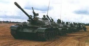 донецк, танки, движение, флаги, пробка, макеевки