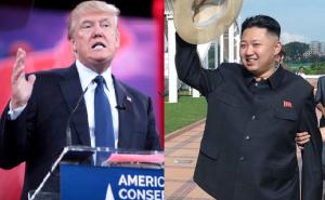 Дональд Трамп, Ким Чен Ын, США, КНДР, дружба лидеров, твиттер, военная база, Гуам, хакеры