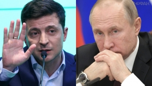 Украина, Россия, Зеленский, Путин, Яковина, Политика.