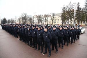 Арсен Аваков, национальная полиция, полицейские, чемпионы мира, участники АТО, Хмельницкий, общество