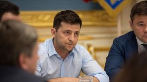 Коломойский, Разумков, дефолт, Слуга народа, олигарх, Украина