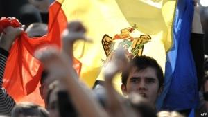 румыны, выборы, евросоюз, протесты