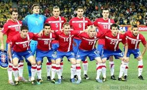 сербия, наказание, футбол, трибуны