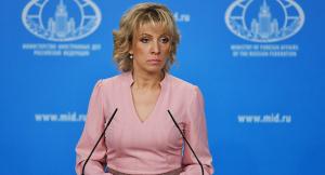 Мария Захарова, США, МИД России, санкции, Венесуэла