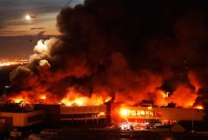синдика, пожар, мчс, сообщение, задымление, воздух