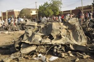 нигерия, теракт, погибшие