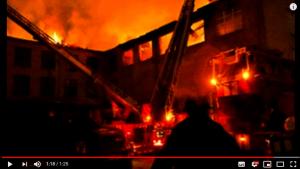 паника электроцинк, пожар, россия, экология, катастрофа, владикавказ