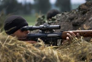 новости, снайперы, днр, наемники, польша, марьинка, ато, донбасс, донецк, украина