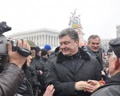 Президент, Порошенко, ганьба, небесная сотня, майдан, освистали