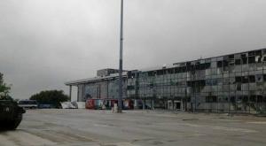 аэропорт донецка, ато, снбо, захват, атака