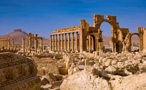 мир, Сирия, война в Сирии, ИГИЛ, терроризм, политика, общество, армия России, Пальмира, могила, армия Сирии
