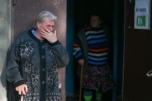 Донецк, АТО, 7 августа, обстрел