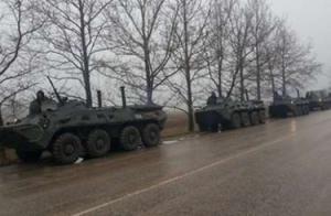 луганск, тяжелая техника, боевики