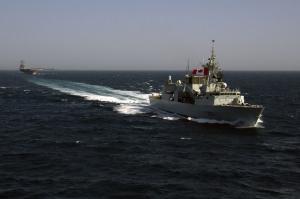 """Черное море, Канадский фрегат, ВМФ, """"Торонто"""", НАТО, США"""