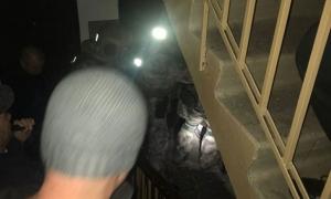 Украина, Харьков, Полиция, Взрыв, Хулиганство