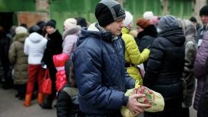 внутренне перемещенные лица, Донбасс, беженцы