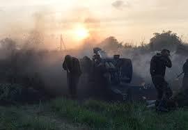 Луганск, Счастье, ОГА, Москаль, ополченцы, обстрел, ЛНР