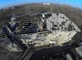 Донецк, аэропорт, обстрелы, обе, стороны, жители, кварталы