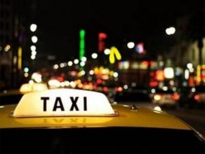 Николаев, забастовка, такси, автопробег