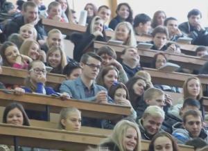 юго-восток, Донбасс, Донецк, ДНР, Захарченко, студенты, общество, Нацгвардия, АТО, Украина
