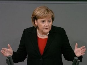 Ангела Меркель, Большая семерка,