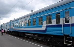 Укрзализныця, график движения поездов, летнее время
