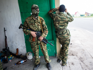 луганский правозащитник, россия, зачистка, краснодон, ополченцы
