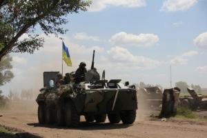 Тука, ЛНР, Луганск, Украина, граница, оторд техники, армия украины
