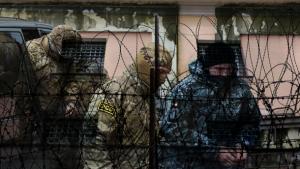 новости, Украина, моряки, захват украинских судов, письма, Москва, Эйдер, Артеменко