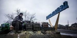 дебальцево, ато, днр, армия украины, донбасс, восток украины, происшествия