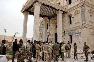 сирия, война в сирии, армия рф в сирии, погибшие, россия, новости, игил, пальмира, бой, спецназ, наемники