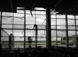 аэропорт донецка, новости донецка, ситуация в украине