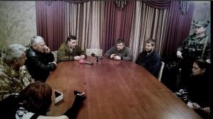 Горловка, Бес, Безлер Игорь, обмен пленными, ДНР