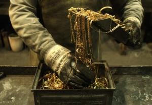 Одесса, золото, лом, украли, НБУ, фальшивка, замена, миллионы