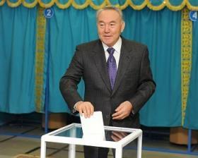 выборы, казахстан, назарбаев