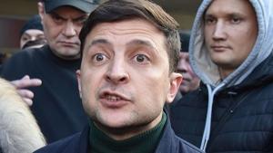 зуб даю, зеленский, 1+1, выборы, сккандал, политика, геращенко, ткаченко