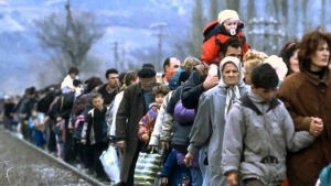 австрия, мигранты