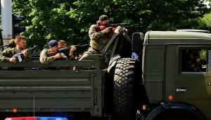 Блокпост, Тельманово, Мариуполь, боевики, армия,