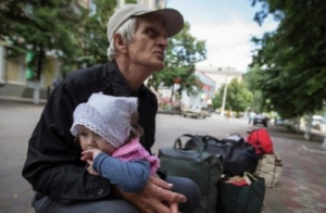 МИД Украины, РФ, дети, вывоз, ДНР