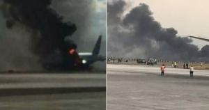Боинг 737, Гавана, авиакатстрофа, новости, Куба, крушение, авария, самолет, лайнер, пассажиры, видео, выжившие