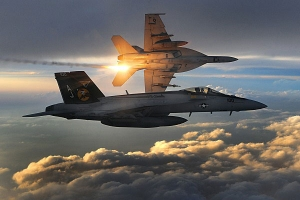 Сирия, Война, США, ВВС США VFA-31, Су-22