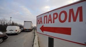 новости Крыма, паром, очереди, Керченская переправа