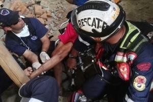 землетрясение в эквадоре, происшествия, спасательные работы