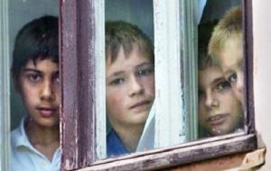 АТО, Донбасс, ЛНР, восточная Украина, дети-сироты