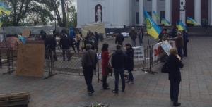 Одесса,Труханов,Происшествия,разгон,полиция,активисты,